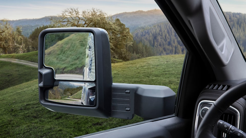 Trailering Mirror Of The Sierra HD.