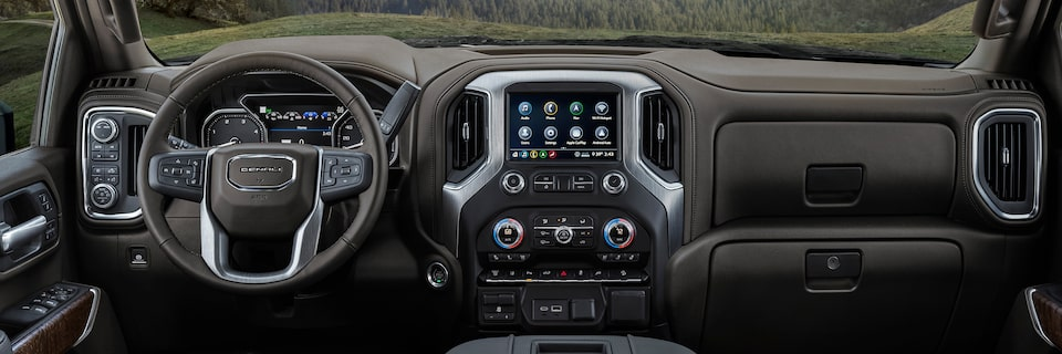 GMC 2020 Sierra Denali Advanced Connectivity.