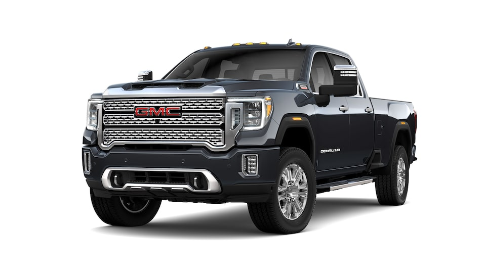 The Next Generation Sierra Denali 2500HD Heavy Duty Truck.