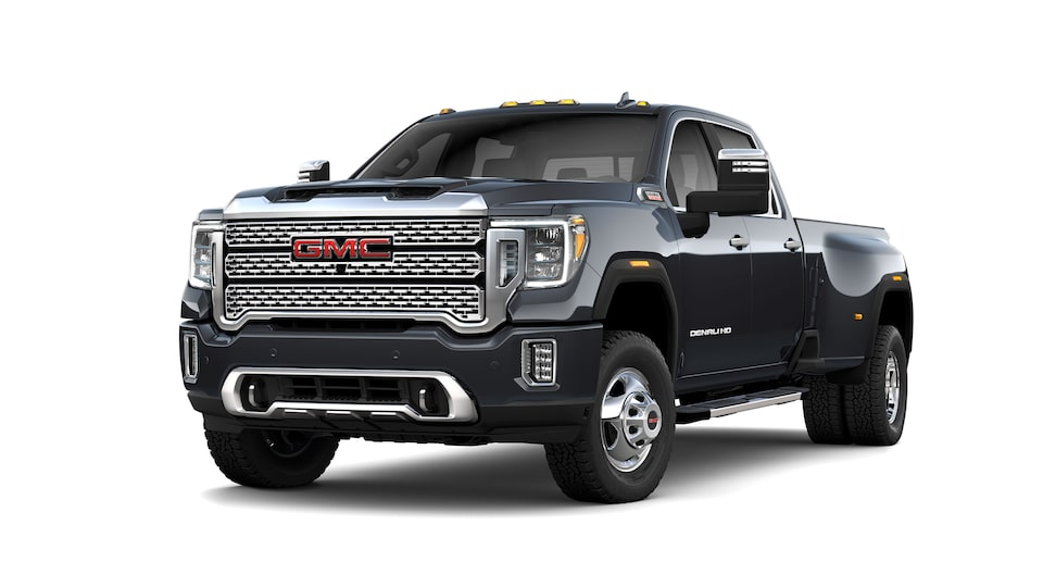 The Next Generation Sierra Denali 3500HD Heavy Duty Truck.