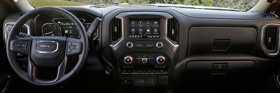 Advanced Adventuring Technology Of The GMC Sierra AT4.