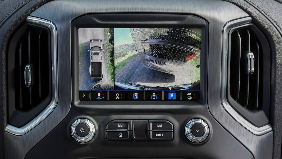 GMC Sierra HD AT4 Surround View.