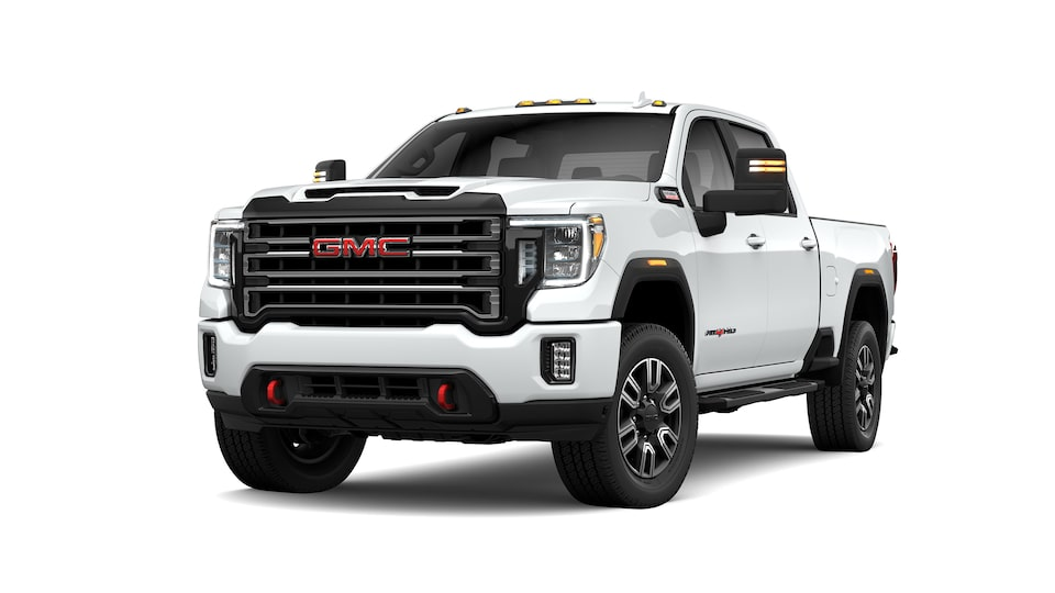 2020 GMC Sierra AT4 HD | Heavy-Duty Pickup Truck | GMC Canada