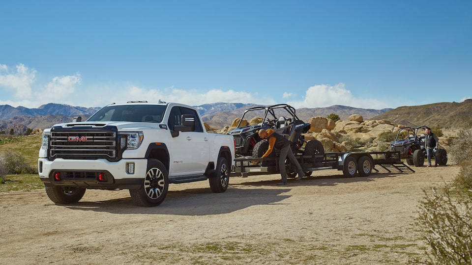 2020 Sierra HD Off-Road.