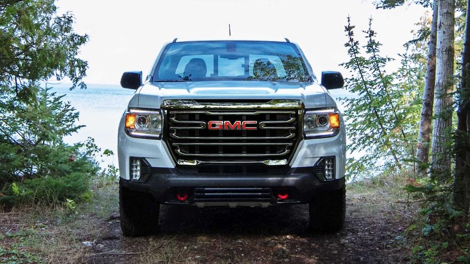 2021 gmc canyon  midsize pickup truck  gmc canada