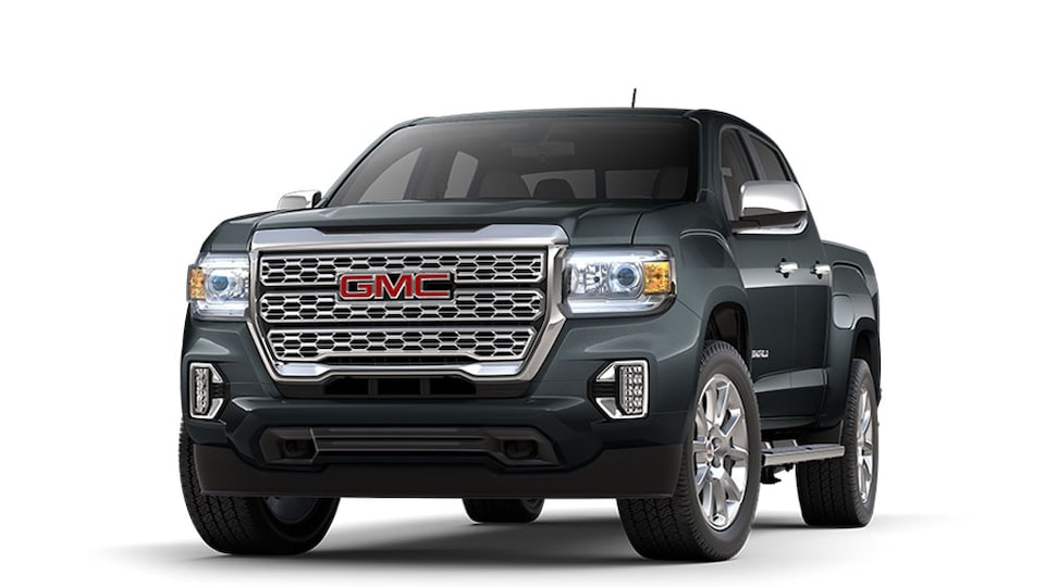 2021 GMC Canyon Denali.