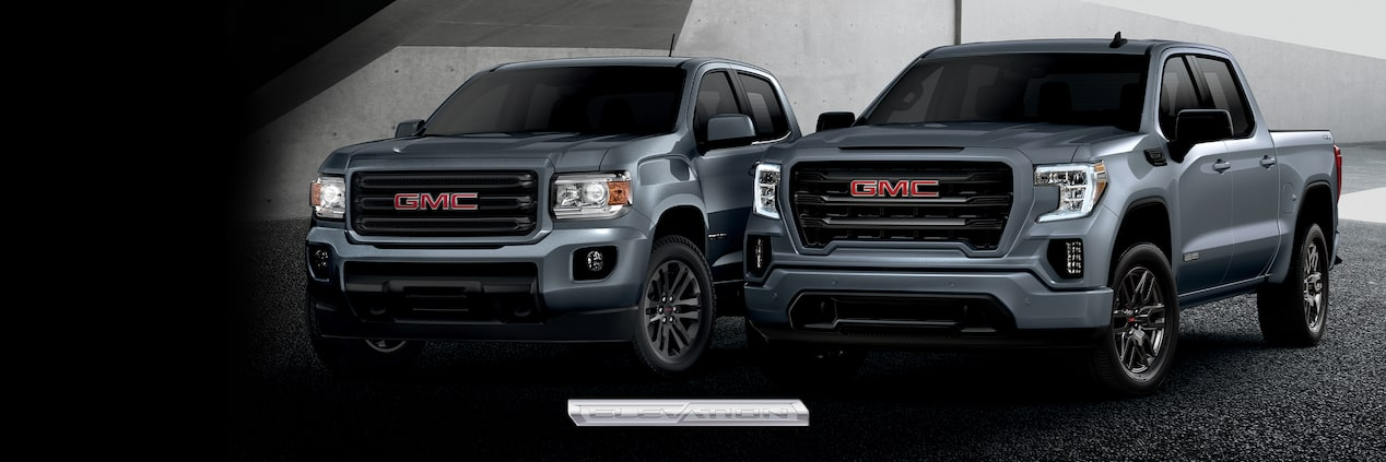 The New 2019 GMC Elevation Line.