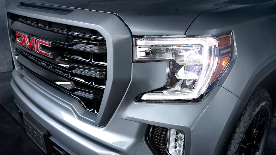 The Next Generation GMC Sierra Elevation LED Lighting Technology.