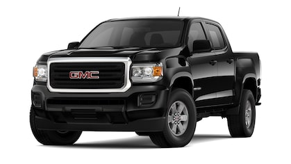2019 GMC Canyon mid-size pickup truck.
