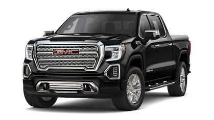 2019 GMC Sierra 1500 Denali light-duty pickup truck.